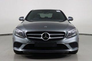 2019 Mercedes-Benz C300 205 MY19 Grey 9 Speed Automatic G-Tronic Sedan.