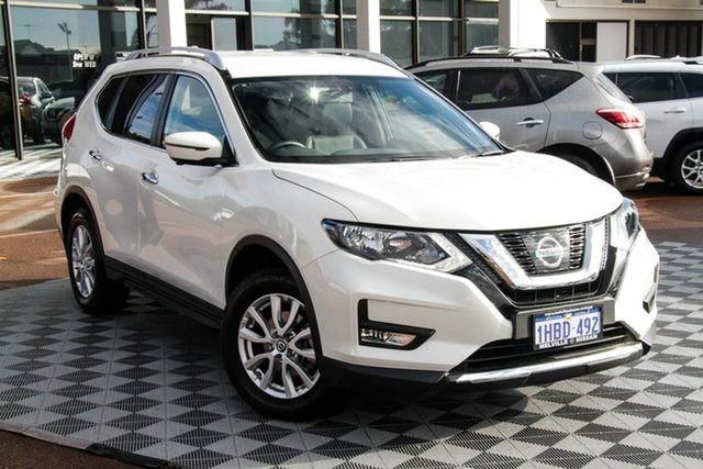 Used Nissan X-Trail T32 Series III MY20 ST-L X-tronic 2WD Attadale, 2020 Nissan X-Trail T32 Series III MY20 ST-L X-tronic 2WD White 7 Speed Constant Variable Wagon