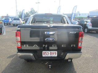2015 Ford Ranger PX XLT 3.2 (4x4) Black 6 Speed Manual Double Cab Pick Up.