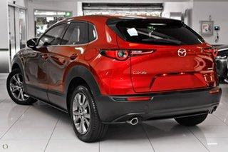 2021 Mazda CX-30 DM2W7A G20 SKYACTIV-Drive Astina Red 6 Speed Sports Automatic Wagon