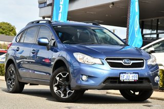 2014 Subaru XV G4X MY14 2.0i-L Lineartronic AWD Blue 6 Speed Constant Variable Wagon.