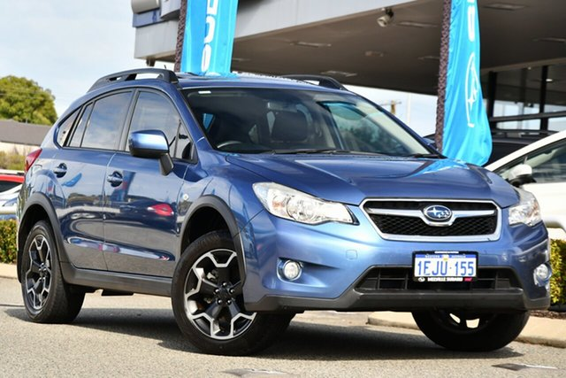 Used Subaru XV G4X MY14 2.0i-L Lineartronic AWD Melville, 2014 Subaru XV G4X MY14 2.0i-L Lineartronic AWD Blue 6 Speed Constant Variable Wagon