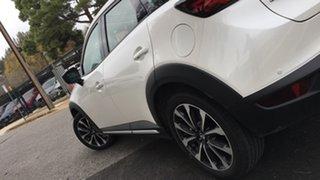 2020 Mazda CX-3 DK2W7A Akari SKYACTIV-Drive FWD White Pearl 6 Speed Sports Automatic Wagon