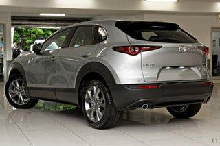 2021 Mazda CX-30 DM4WLA G25 SKYACTIV-Drive i-ACTIV AWD Touring Silver 6 Speed Sports Automatic Wagon