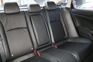 2018 Honda Civic 10th Gen MY18 VTi-S Luxe Blue 1 Speed Constant Variable Sedan