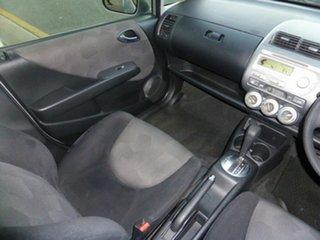 2006 Honda Jazz Upgrade VTi Silver 7 Speed CVT Auto Sequential Hatchback