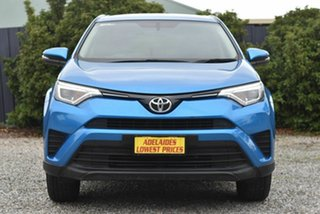 2016 Toyota RAV4 ZSA42R GX 2WD Blue 7 Speed Constant Variable Wagon.