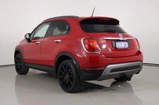 2017 Fiat 500X Cross Plus Red 9 Speed Automatic Wagon