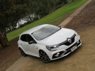 2018 Renault Megane BFB R.S. 280 EDC White 6 Speed Sports Automatic Dual Clutch Hatchback