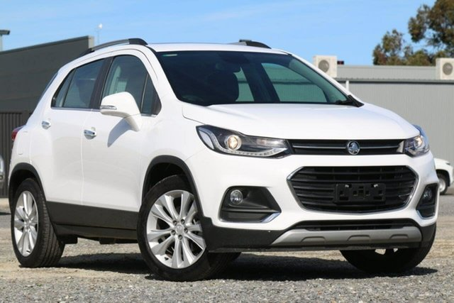 Used Holden Trax TJ MY19 LTZ Clare, 2019 Holden Trax TJ MY19 LTZ White 6 Speed Automatic Wagon