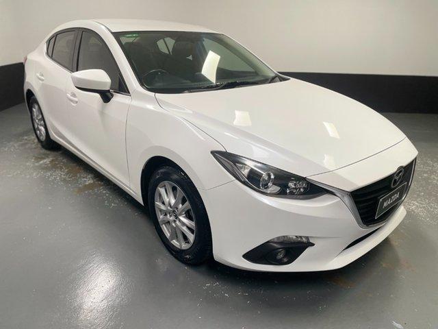 Used Mazda 3 BM5278 Maxx SKYACTIV-Drive Cardiff, 2015 Mazda 3 BM5278 Maxx SKYACTIV-Drive White 6 Speed Sports Automatic Sedan