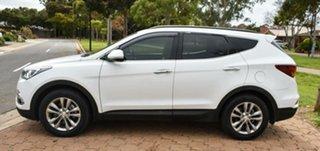 2015 Hyundai Santa Fe DM2 MY15 Elite White 6 Speed Sports Automatic Wagon