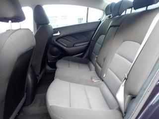 2016 Kia Cerato YD MY17 S (AV) Gravity Blue 6 Speed Auto Seq Sportshift Sedan