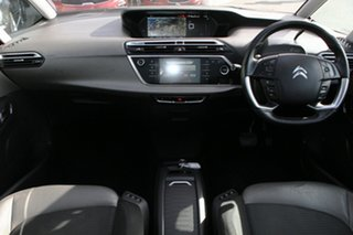 2014 Citroen Grand C4 Picasso B7 Exclusive Blanc Banouise White/grey 6 Speed Sports Automatic Wagon