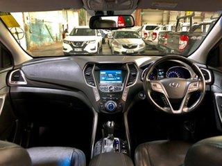 2013 Hyundai Santa Fe DM MY13 Highlander Grey 6 Speed Sports Automatic Wagon