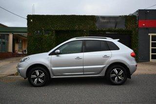 2014 Renault Koleos H45 Phase III Bose SE (4x2) Silver Continuous Variable Wagon.