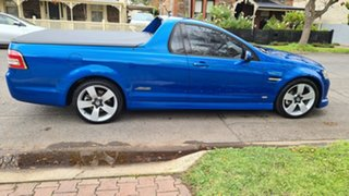 2008 Holden Commodore VE MY09.5 SS-V Voodoo Blue 6 Speed Automatic Utility.