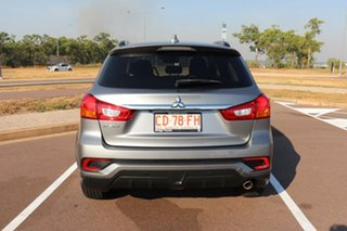 2018 Mitsubishi ASX XC MY18 XLS 2WD Grey 1 Speed Continuous Variable Wagon