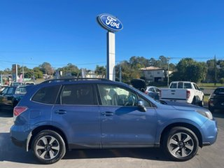 2016 Subaru Forester S4 MY17 2.5i-L CVT AWD 6 Speed Constant Variable Wagon.