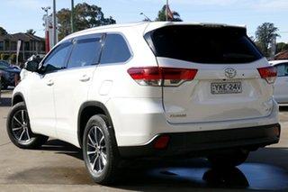 2019 Toyota Kluger GSU55R GXL AWD Crystal Pearl 8 Speed Automatic Wagon.