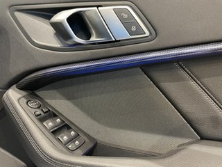 2020 BMW 1 Series F40 M135i Steptronic xDrive Misano Blue Metallic 8 Speed Sports Automatic