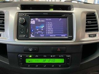 2012 Toyota Hilux KUN26R MY12 SR5 Double Cab Blue 5 Speed Manual Utility