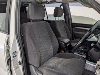 2007 Toyota Landcruiser Prado KDJ120R GXL White 6 Speed Manual Wagon