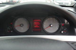 2008 Holden Commodore VE MY09 SV6 Silver 6 Speed Manual Sedan