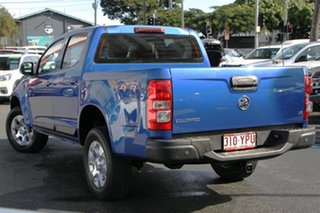 2018 Holden Colorado RG MY18 LS Pickup Crew Cab Blue 6 Speed Sports Automatic Utility