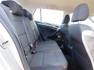 2012 Volkswagen Golf VII 90TSI DSG Comfortline Silver 7 Speed Sports Automatic Dual Clutch Hatchback