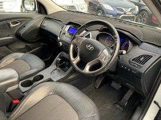 2011 Hyundai ix35 LM MY11 Elite (AWD) White 6 Speed Automatic Wagon
