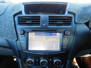 2016 Mazda BT-50 UR0YF1 XTR White 6 Speed Manual Utility