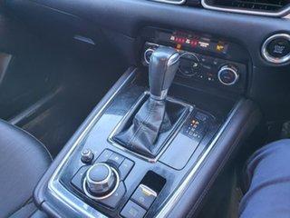2018 Mazda CX-8 KG4W2A Sport SKYACTIV-Drive i-ACTIV AWD Red 6 Speed Sports Automatic Wagon