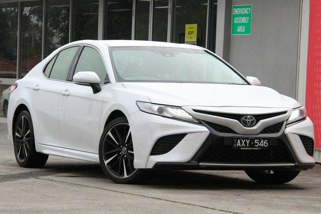 Pre-Owned Toyota Camry Glen Waverley, Camry SX 2.5L Petrol Automatic Sedan