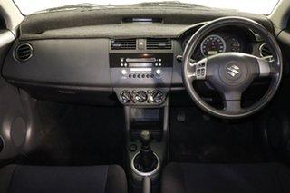 2007 Suzuki Swift EZ 07 Update S Blue 5 Speed Manual Hatchback