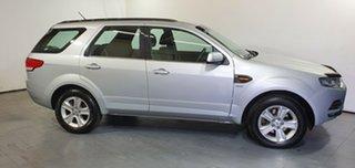 2011 Ford Territory SZ TX Seq Sport Shift AWD Silver 6 Speed Sports Automatic Wagon