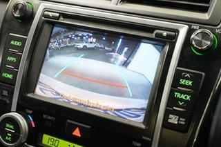 2017 Toyota Camry ASV50R Atara SL White 6 Speed Sports Automatic Sedan