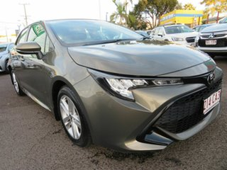 2019 Toyota Corolla Mzea12R Ascent Sport Grey 10 Speed Constant Variable Hatchback.