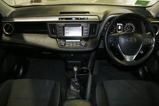 2016 Toyota RAV4 ALA49R GXL AWD Silver Pearl 6 Speed Sports Automatic Wagon