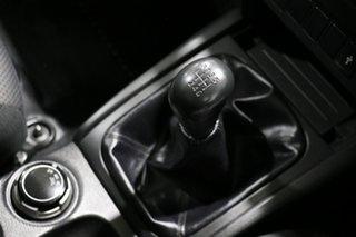 2017 Mitsubishi Triton MQ MY17 GLX (4x4) White 6 Speed Manual Dual Cab Utility