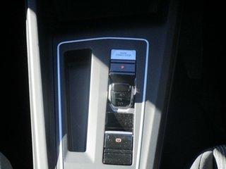 2021 Volkswagen Golf Mark 8 MY21 110TSI Pure White 8 Speed Sports Automatic Hatchback