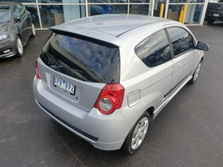 2009 Holden Barina TK MY09 Silver 4 Speed Automatic Hatchback