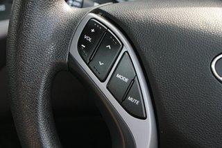2015 Hyundai Elantra MD3 Active Polar White 6 Speed Manual Sedan
