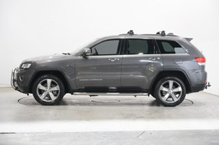 2014 Jeep Grand Cherokee WK MY2014 Limited Grey 8 Speed Sports Automatic Wagon.