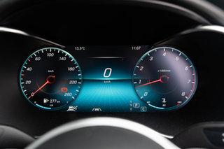 2021 Mercedes-Benz C-Class W205 801MY C300 9G-Tronic Cavansite Blue 9 Speed Sports Automatic Sedan