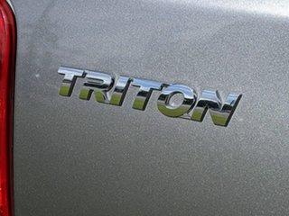 2018 Mitsubishi Triton MQ MY18 GLS Double Cab Grey 5 Speed Sports Automatic Utility.