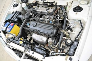2007 Proton Jumbuck GLSi White 5 Speed Manual Utility