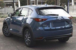 2021 Mazda CX-5 KF4WLA GT SKYACTIV-Drive i-ACTIV AWD Grey 6 Speed Sports Automatic Wagon