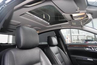 2011 Mercedes-Benz S-Class V221 MY11 S500 BlueEFFICIENCY L 7G-Tronic + Obsidian Black 7 Speed