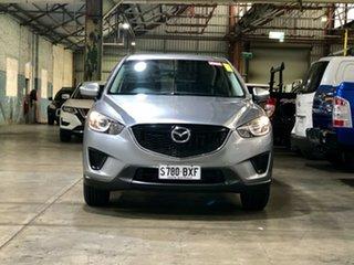 2013 Mazda CX-5 KE1071 MY13 Maxx SKYACTIV-Drive Grey 6 Speed Sports Automatic Wagon.